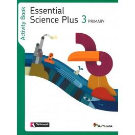 ESSENTIAL SCIENCE PLUS 3 EP ACTIV.