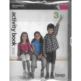 BEEP 3 EP ACTIV. BOOK PACK