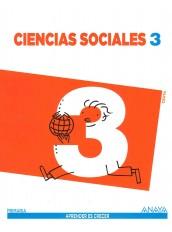 CIENCIAS SOCIALES 3 PRIMARIA
