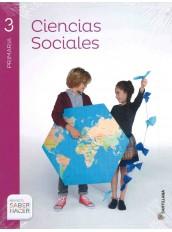 CIENCIAS SOCIALES 3 EP SABER HACER