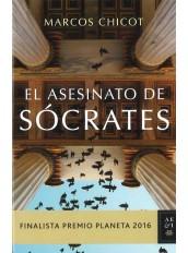 EL ASESINATO DE SÓCRATES FINALISTA P. PLANETA 2016