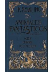 ANIMALES FANTÁSTICOS Y DÓNDE ENCONTRARLOS. GUIÓN DE LA PELÍCULA