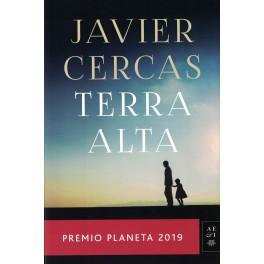 TERRA ALTA PREMIO PLANETA 2019