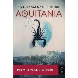 AQUITANIA. PREMIO PLANETA 2020